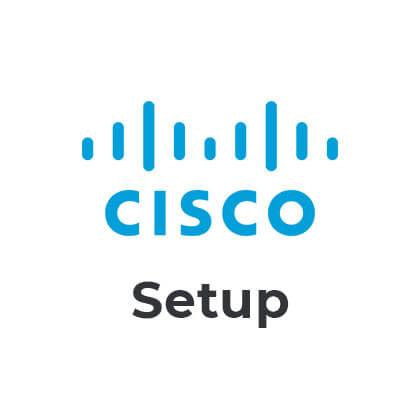 Setup стоечного сервера Cisco UCS 240 M5