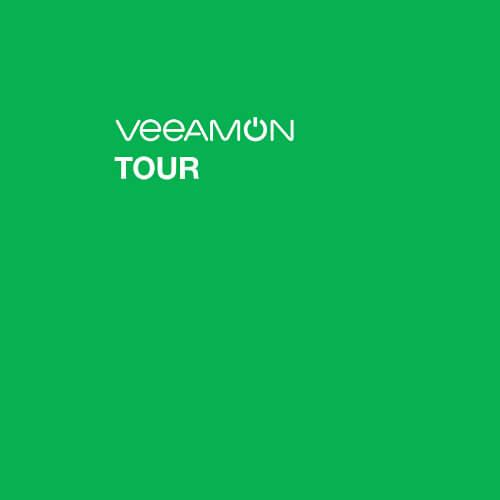 ITGLOBAL.COM выступила Золотым спонсором VeeamON Tour Санкт-Петербург